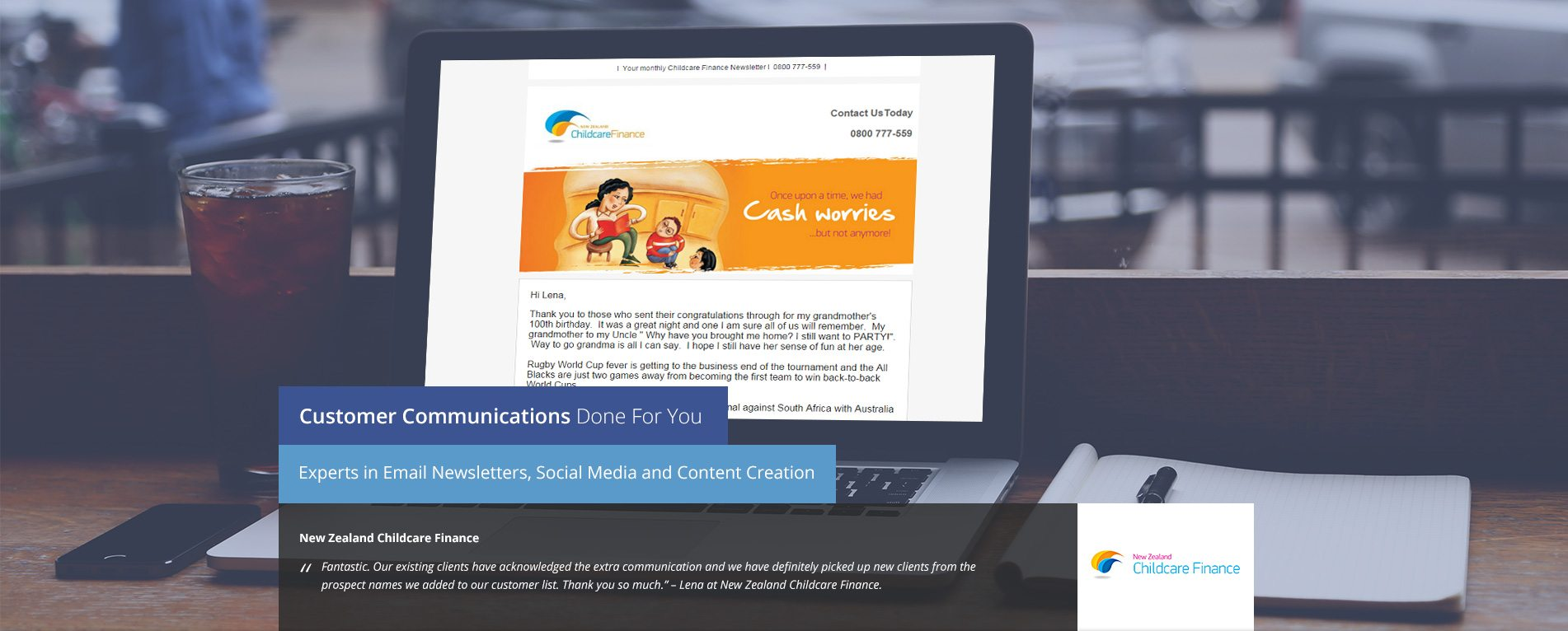 newsletter templates email marketing done for you we create and