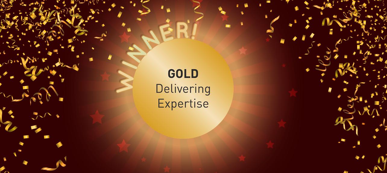 Michelle Habib Winner Takes Gold