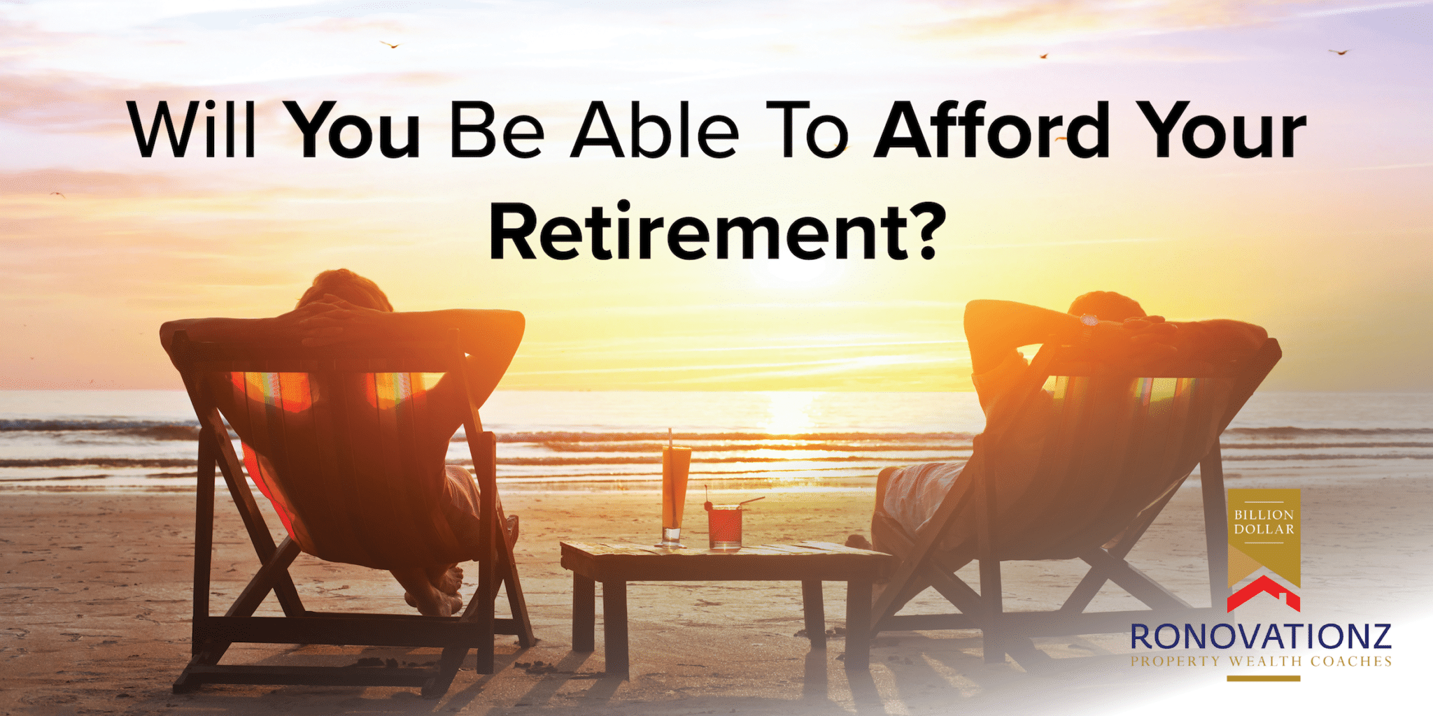 Will You Be Able To Afford Your Retirement (even if it is decades away)?